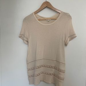 Wilfred Reve T-Shirt w. Lace Details